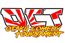 Otaku Comedy Tournament Logo
